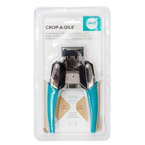 Imagem de Crop-A-Dile Corner Chomper Tool - We R Memory Keepers/Toke e Crie  Arredondador de Cantos - 19667 (WER002)