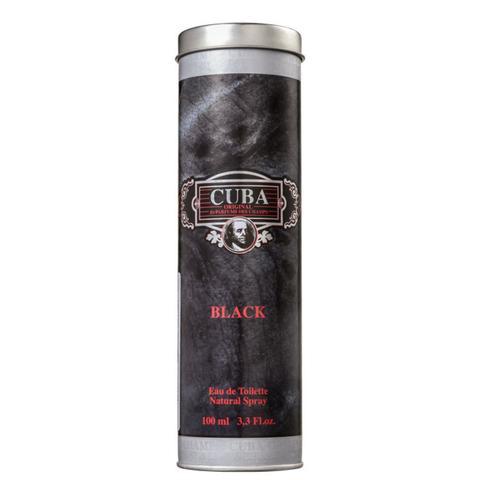 Imagem de Cuba Black for Men Eau de Toilette - Perfume Masculino 100ml