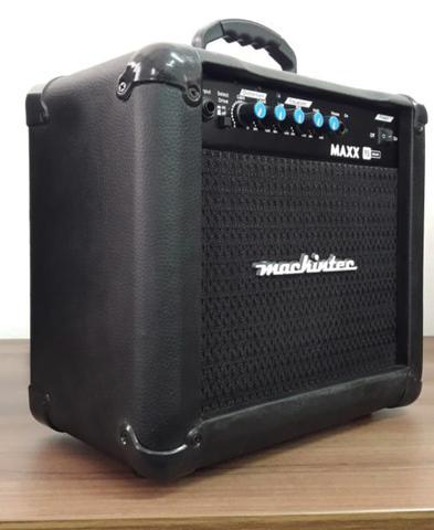 Imagem de Cubo Amplificador Guitarra Mackintec Maxx 15 Color*