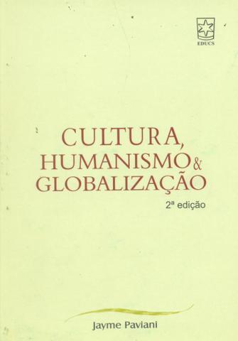 Imagem de Cultura, Humanismo  Globalização