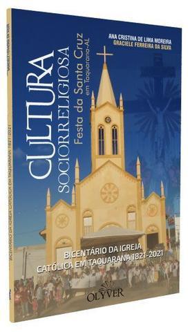 Imagem de Cultura sociorreligiosa: Festa da Santa Cruz em Taquarana-AL - Editora olyver