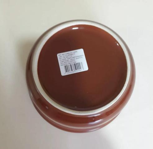 Imagem de Cumbuca feijoada refrat 1250ml vermelha