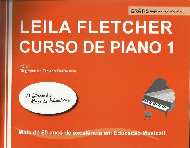 Imagem de Curso de Piano Leila Fletcher  volume 1  Leila Fletcher