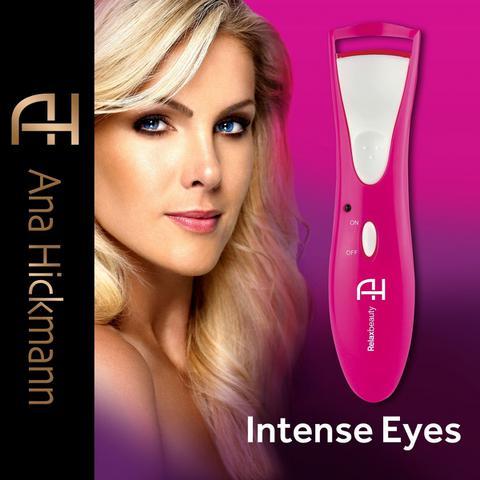 Imagem de Curvex Modelador de Cílios Aquecido Intense Eyes Ana Hickmann - Relaxbeauty RB-MC1016