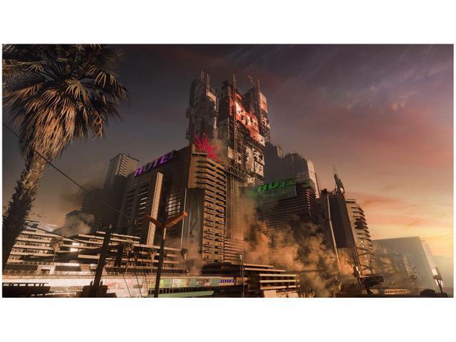 Imagem de Cyberpunk 2077 para PS4 CD Projekt Red
