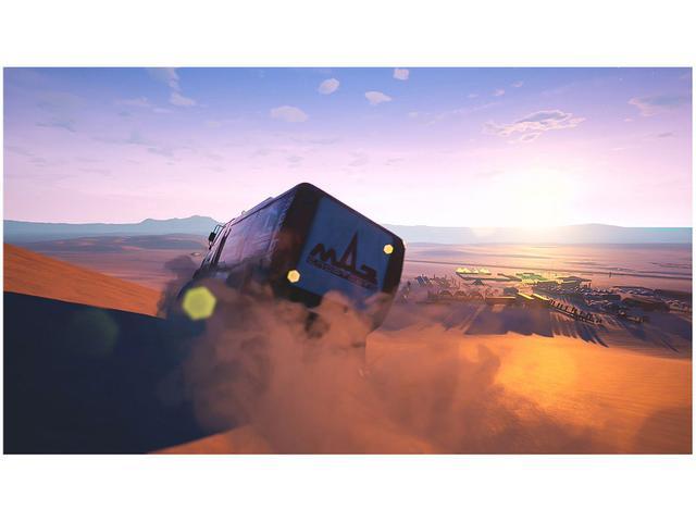 Imagem de Dakar 18 para PS4