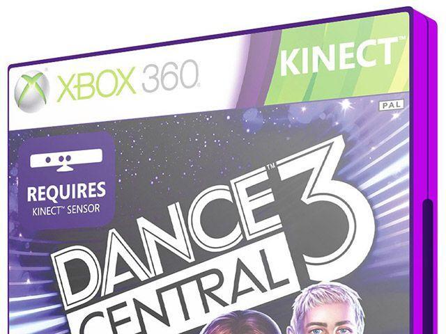 Imagem de Dance Central 3 para Xbox 360 com Kinect