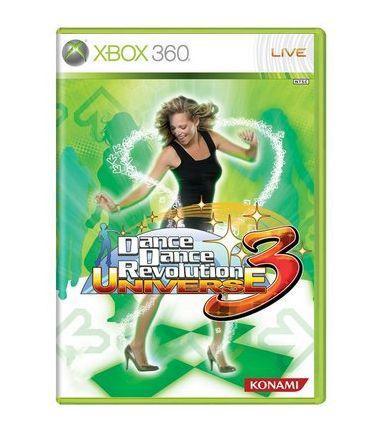 Imagem de Dance Dance Revolution Universe 3 - Xbox 360