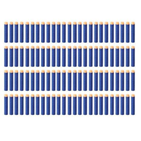 Imagem de Dardos Para Nerf E Lançadores Refil Com 100 Bardos