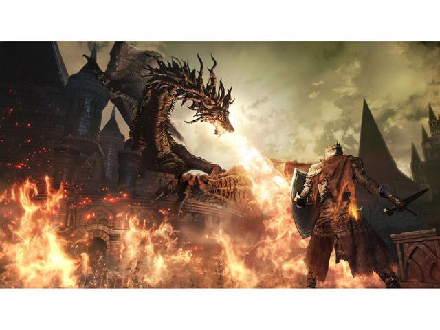 Imagem de Dark Souls III - The Fire Fades Edition para PS4