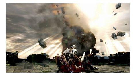 Imagem de Dark Souls Remastered - PS4 Mídia Física