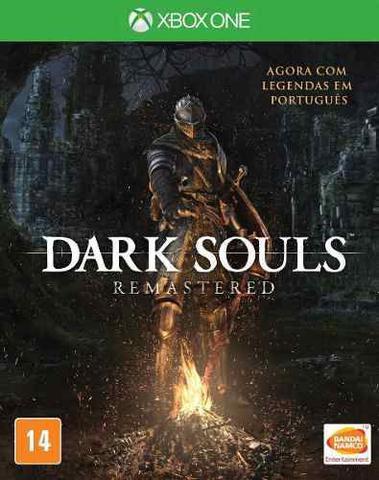Imagem de Dark Souls Remastered Xbox One Midia Fisica