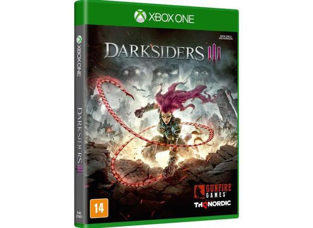 Imagem de Darksiders III