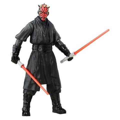 Imagem de Darth Maul 15 cm Star Wars Disney - Hasbro B9892
