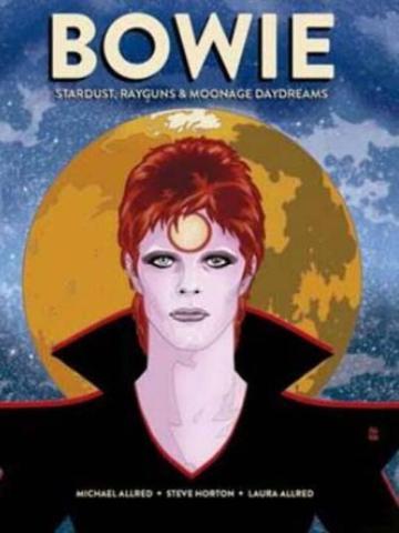 Imagem de David Bowie: Stardust, Rayguns & Moonage Day Dreams
