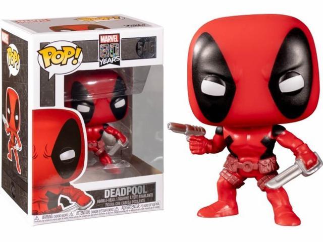 Imagem de Deadpool 546 - Marvel 80 Years  - Funko Pop