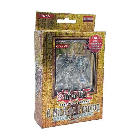 Imagem de Deck Yu-Gi-Oh! O Milênio Perdido: Edição Especial em português