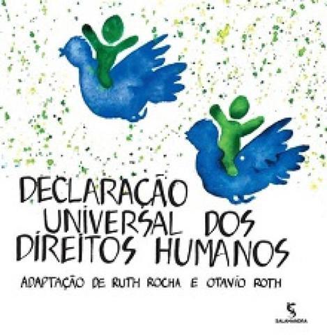 Imagem de Declaracao univ direitos humanos ed3 - Salamandra