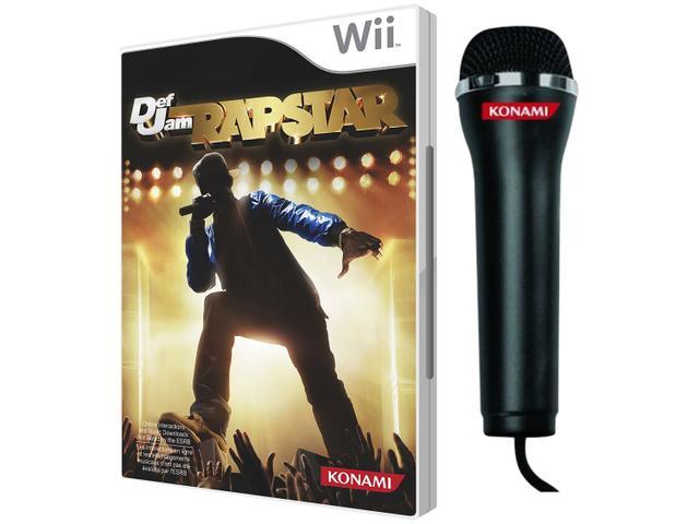 Imagem de Def Jam Rapstar para Nintendo Wii