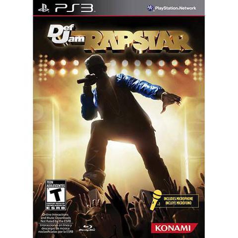 Imagem de Def Jam - Rapstar - PS3