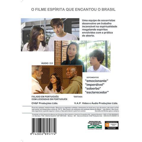 Imagem de Deixe-me Viver - O Filme DVD