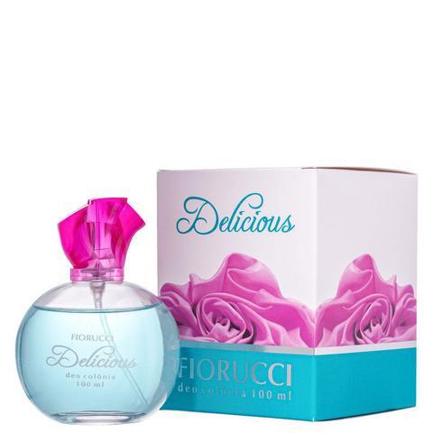 Imagem de Delicious fiorucci eau de cologne - perfume feminino 100ml
