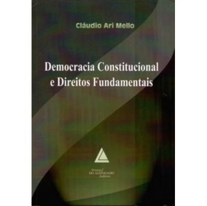 Imagem de Democracia Constitucional e Direitos Fundamentais - Livraria do advogado