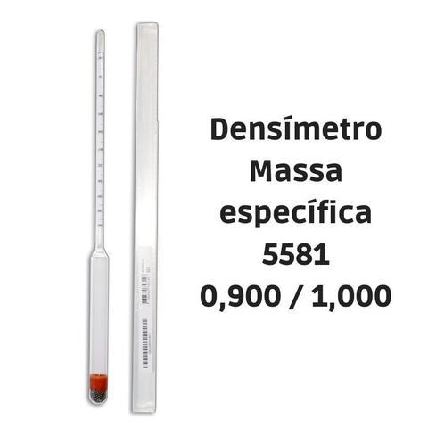 Imagem de Densímetro para Massa Específica 0,900/1,000:0,001 5581