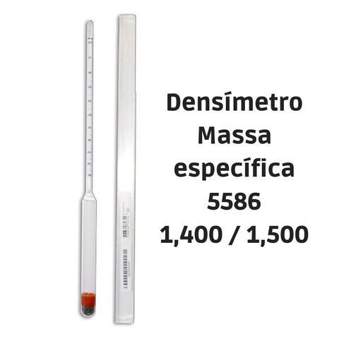 Imagem de Densímetro para massa específica 1,400/1,500:0,001 5586