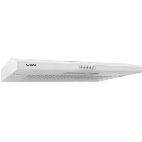 Imagem de Depurador de ar slim 80 cm  c/ manta branco 220v - suggar