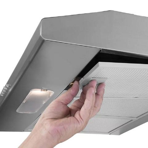 Imagem de Depurador de Ar Suggar Slim 80 cm Inox 110V DI81IX