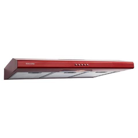 Imagem de Depurador de Ar Suggar Slim 80 cm Vermelho 220V DI82VM