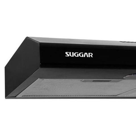 Imagem de Depurador de Ar Suggar Slim DI82PT, 80 cm, Preto