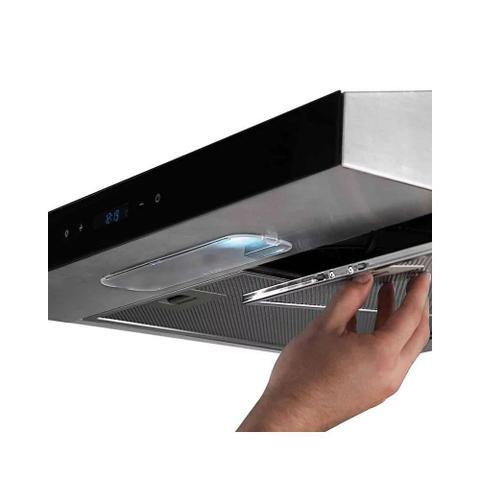 Imagem de Depurador de Ar Suggar Slim Touch 80 CM Inox DI81THIX 160W
