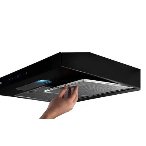 Imagem de Depurador de Ar Suggar Slim Touch 80 CM Preto 220V DI82THPT