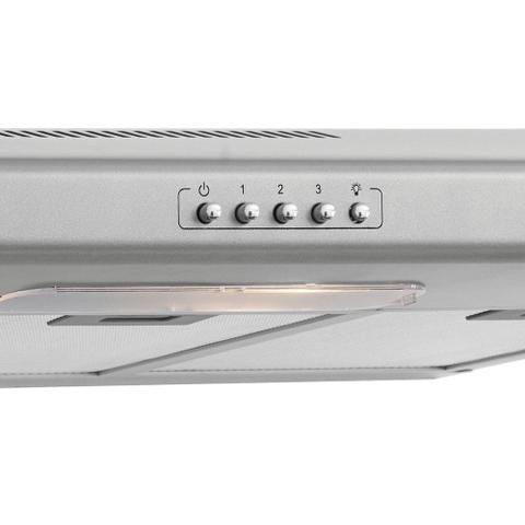 Imagem de Depurador e exaustor de ar slim 80 cm prata di82pr 220v - suggar