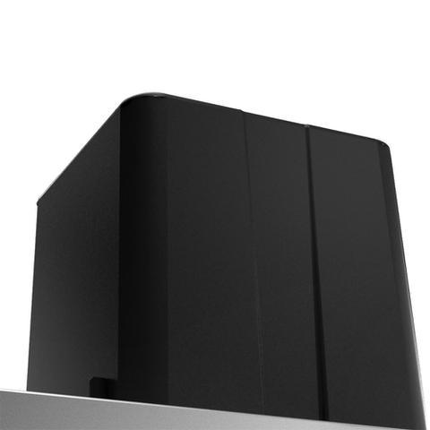 Imagem de Depurador Slim Inox Compact - 90cm - Fogatti