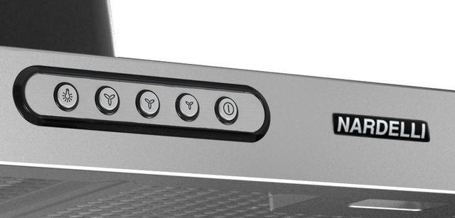 Imagem de Depurador Slim Inox Compact - 90cm - Nardelli