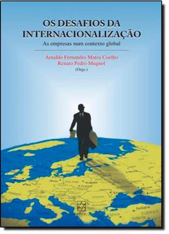 Imagem de Desafios da Internacionalização