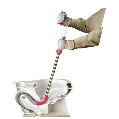 Imagem de Desentupidora Manual para Vasos Sanitários K-6DH RIDGID