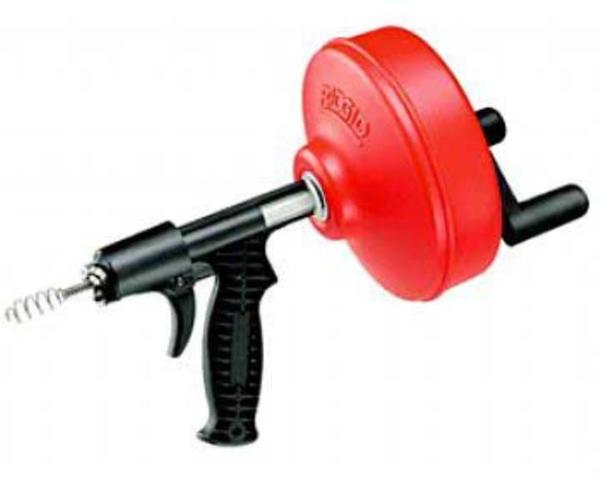 Imagem de Desentupidora Manual Power Spin RIDGID