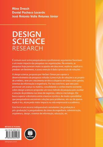 Imagem de Design Science Research