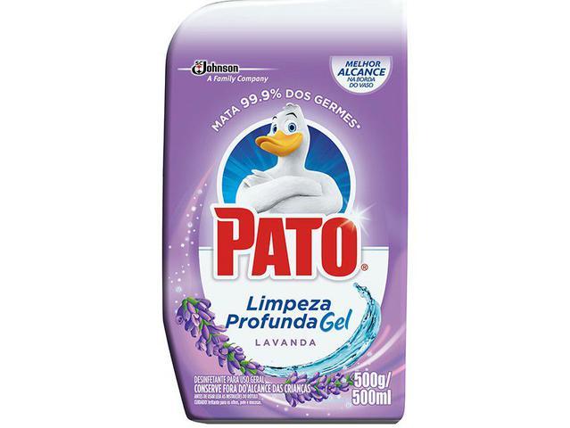 Imagem de Desinfetante Pato Limpeza Profunda Lavanda