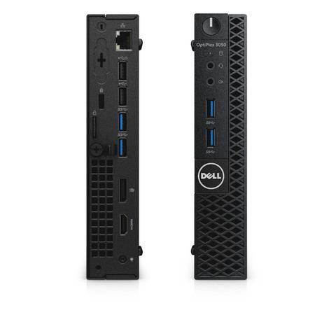 Imagem de Desktop Empresarial Dell OptiPlex 3050 Micro-D1P 7ª Geração Intel Core i3 4GB 500GB Linux