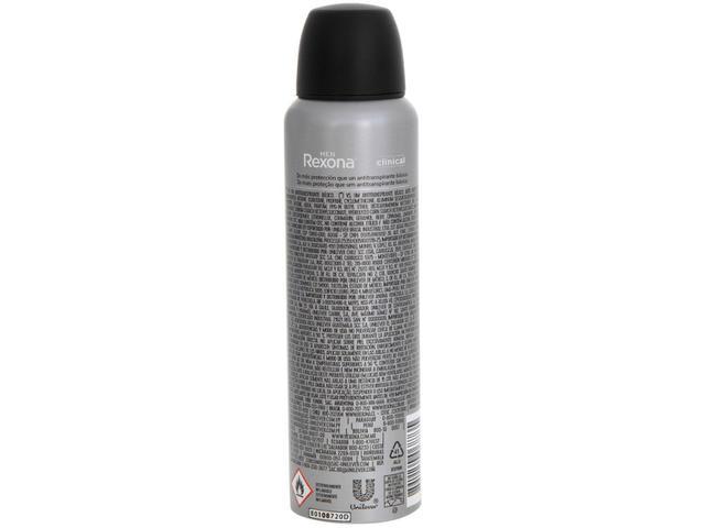Imagem de Desodorante Rexona Clinical Aerossol
