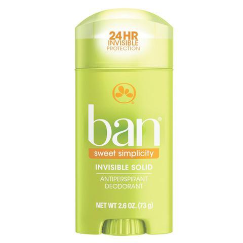 Imagem de Desodorante Sólido Ban - Sweet Simplicity