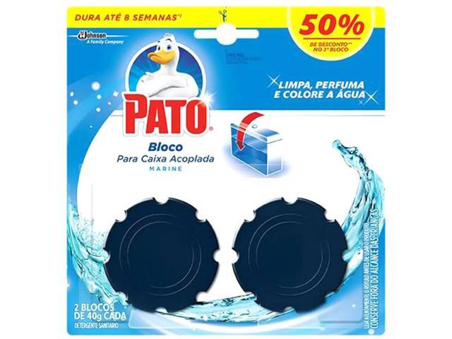 Imagem de Desodorizador Pato Bloco para Caixa Acoplada