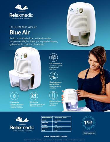 Imagem de Desumidificador Blue Air Relaxmedic Bivolt