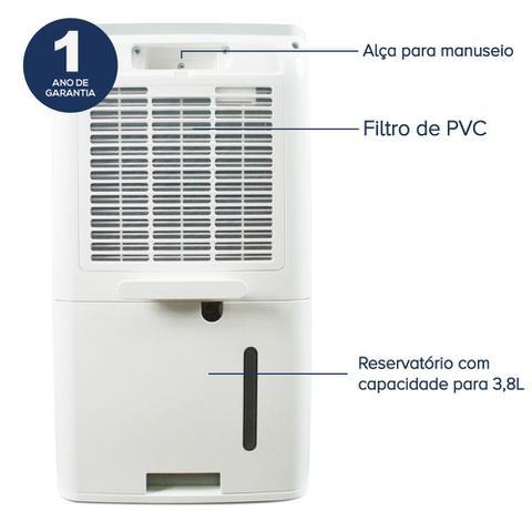 Imagem de Desumidificador de Ar Desidrat New Max 500 Thermomatic 220V