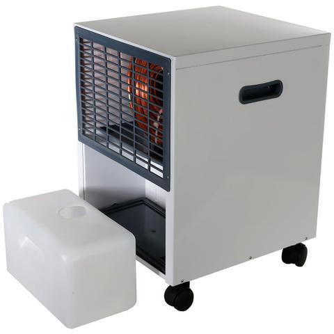 Imagem de Desumidificador de ar Industrial Light - Desidrat D150 - 150m³ - 220V- Thermomatic